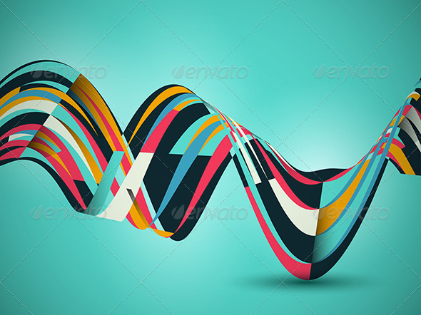 GraphicRiver Abstract Background 5653545