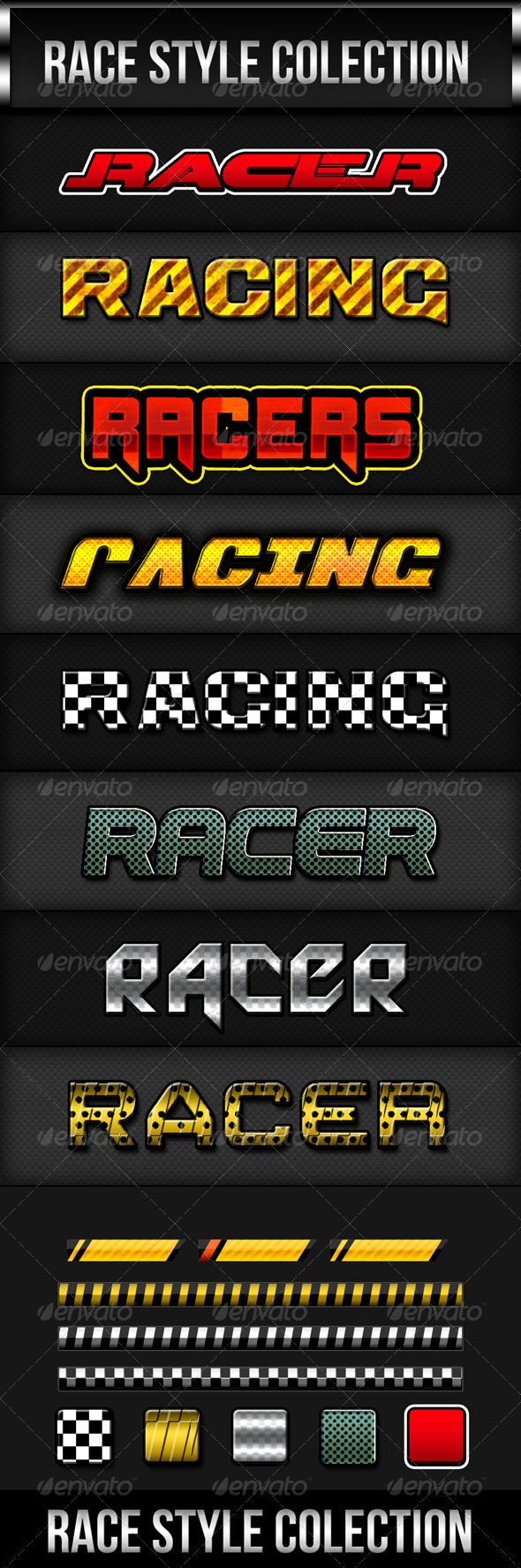 GraphicRiver Racing Style 5645250