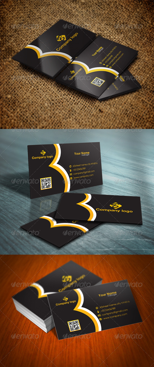 GraphicRiver Business Card 5654072