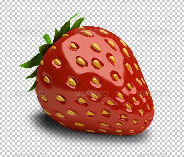 GraphicRiver Strawberry 5656167