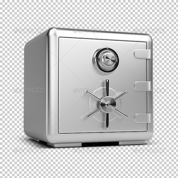 GraphicRiver Steel Safe 5656206