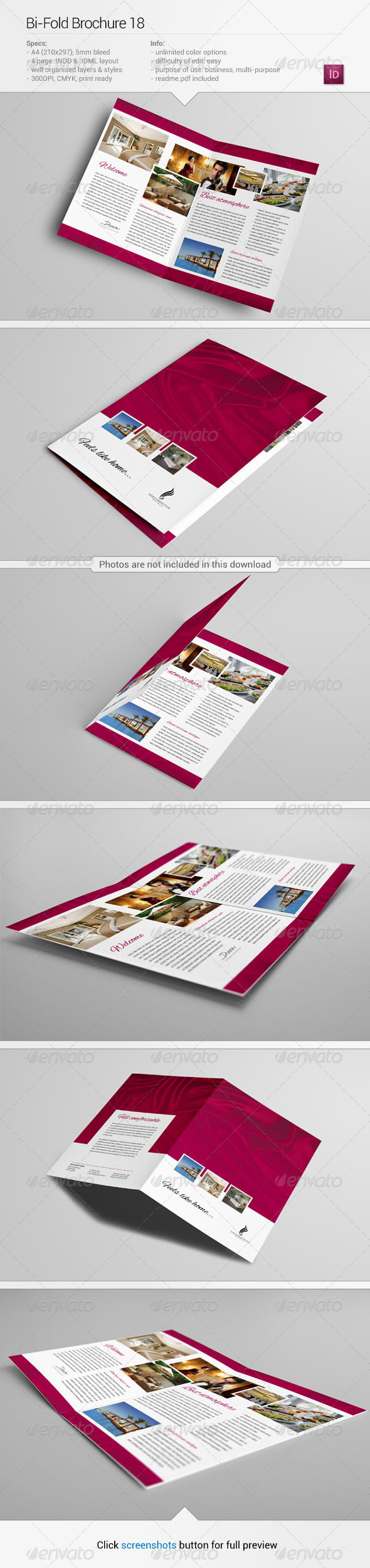 GraphicRiver Bi-Fold Brochure 18 5656300