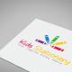 Kids Stationary Logo Template - GraphicRiver Item for Sale