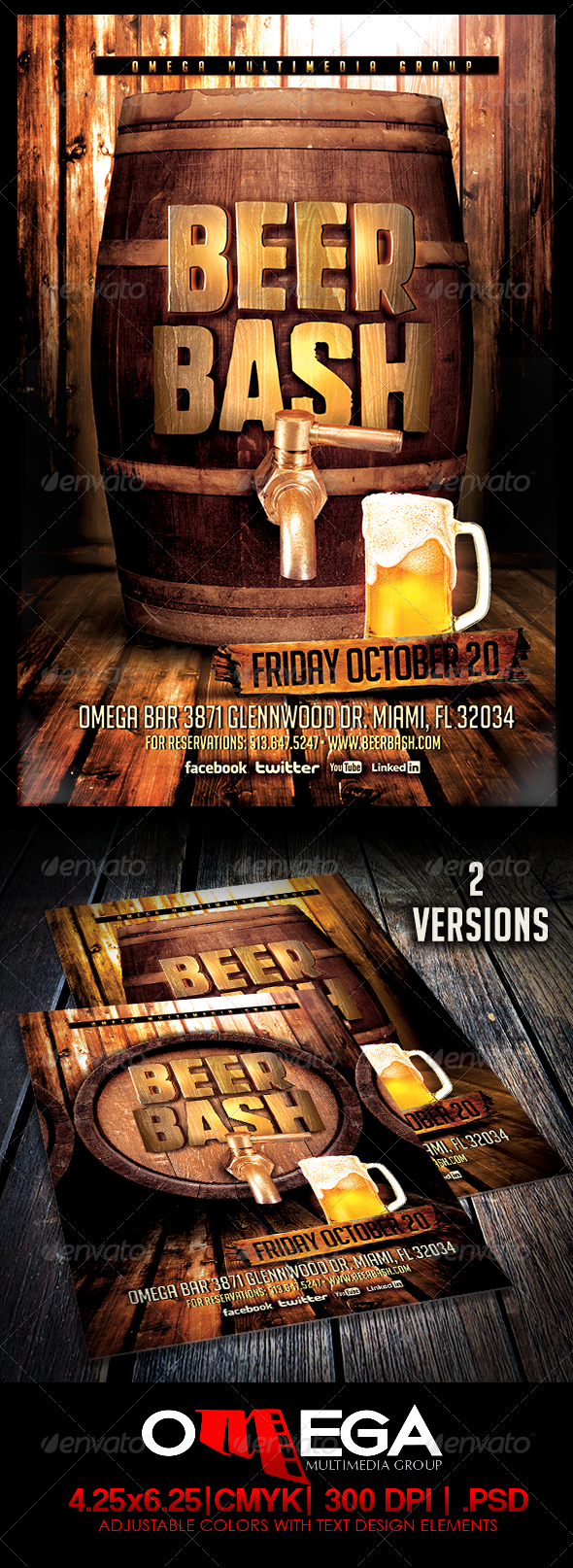 GraphicRiver Beer Bash 5657961