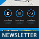 Creative Multipurpose Newsletter PSD Template 2 - GraphicRiver Item for Sale