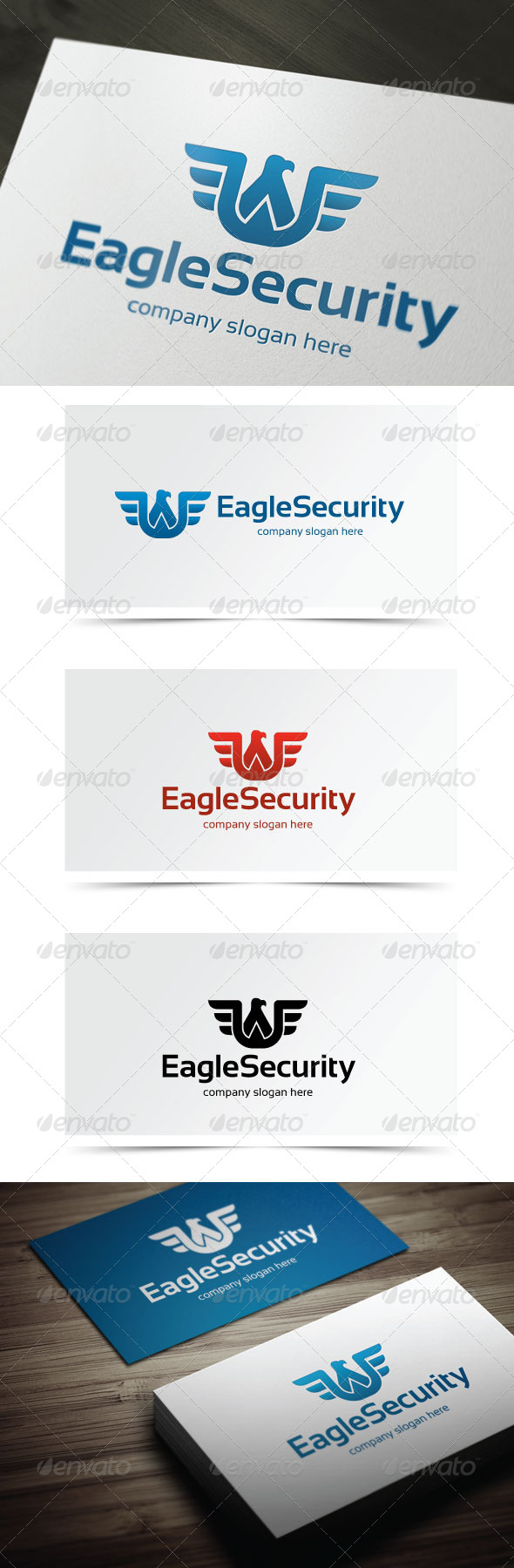 GraphicRiver Eagle Security 5658441