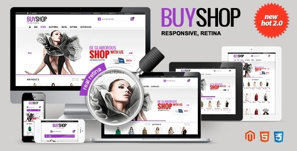 Top 10 Magento Themes and Templates