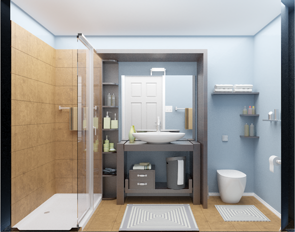 3DOcean Interior design Bathroom 5659978