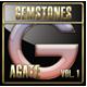 Luxury Gemstones Volume 1: Agate  - GraphicRiver Item for Sale