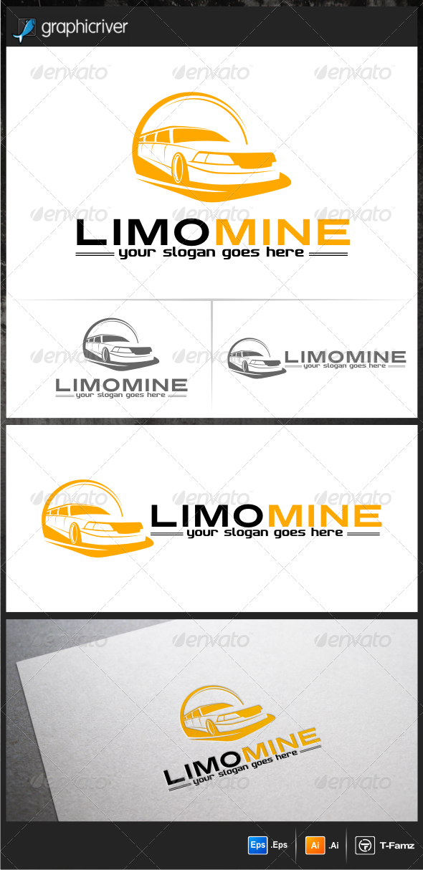 GraphicRiver Limomine Logo Templates 5662236