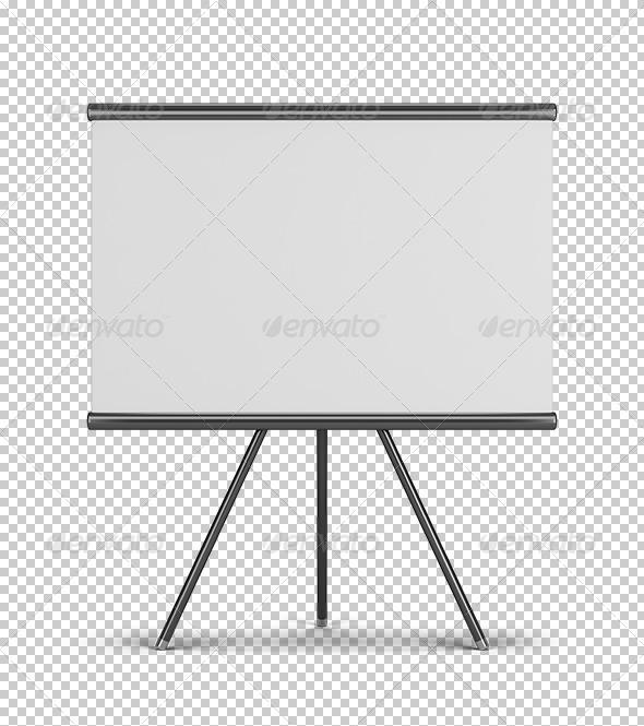 GraphicRiver Empty Board 5663395