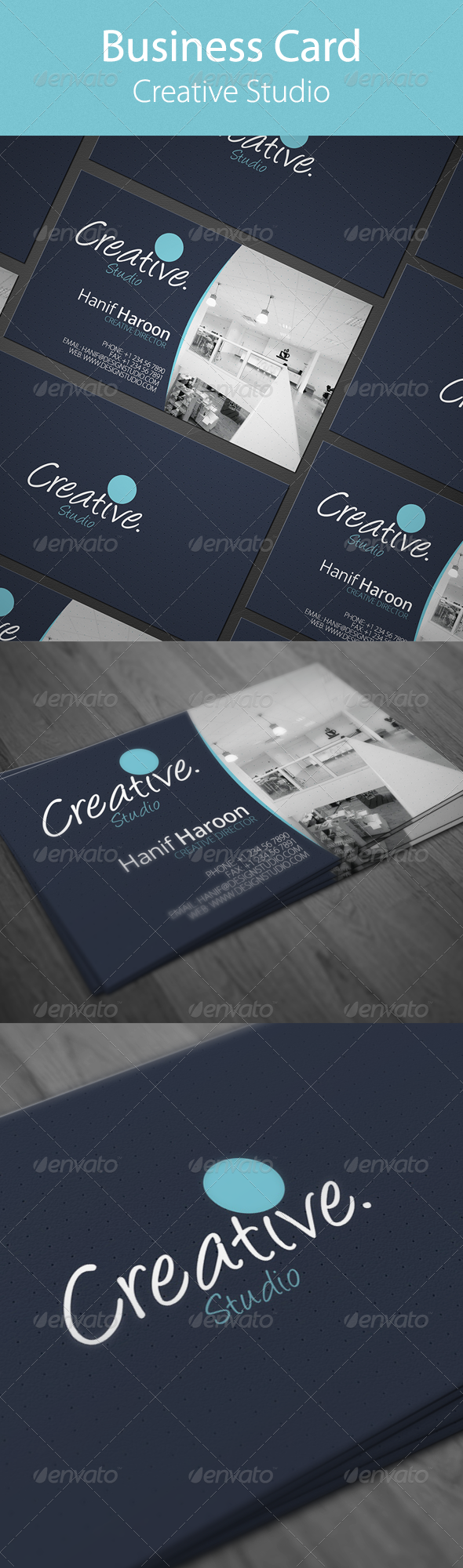 GraphicRiver Creative Business Card 5663543