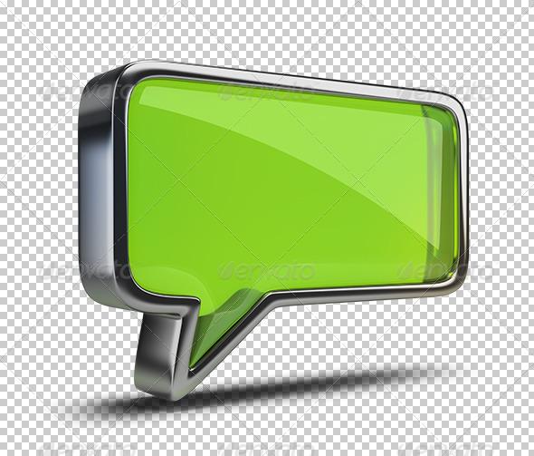 GraphicRiver Chat Icon 5666109