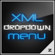 XML Drop Down Menu - ActiveDen Item for Sale