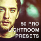 50 Pro Lightroom Presets V1 - GraphicRiver Item for Sale