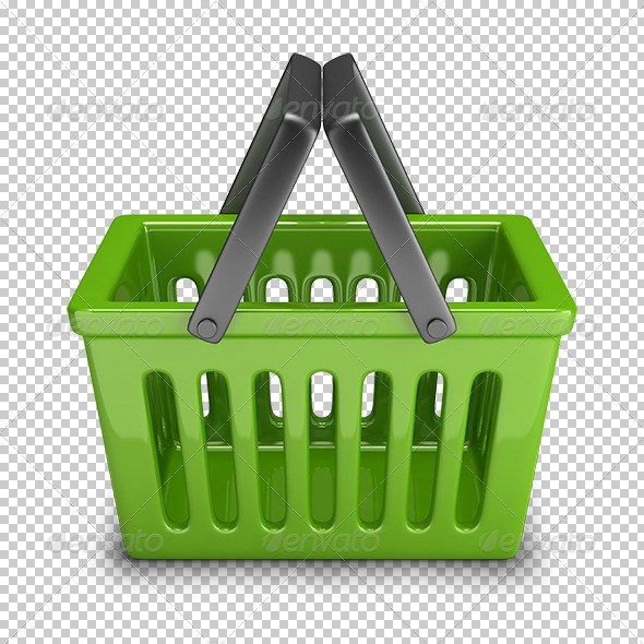 GraphicRiver Shopping Basket 5672632