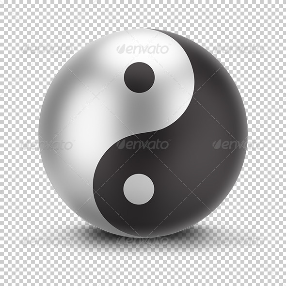 GraphicRiver Yin Yang 5672655