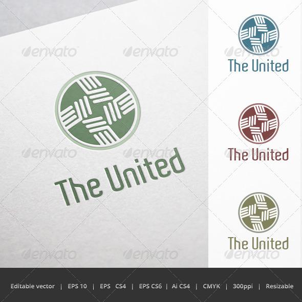 GraphicRiver The United Crest Logo 5673317