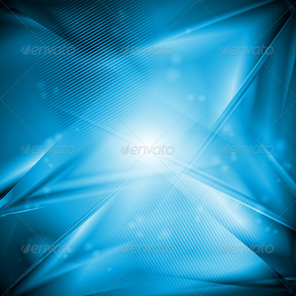 GraphicRiver Abstract Iridescent Vector Design 5673654