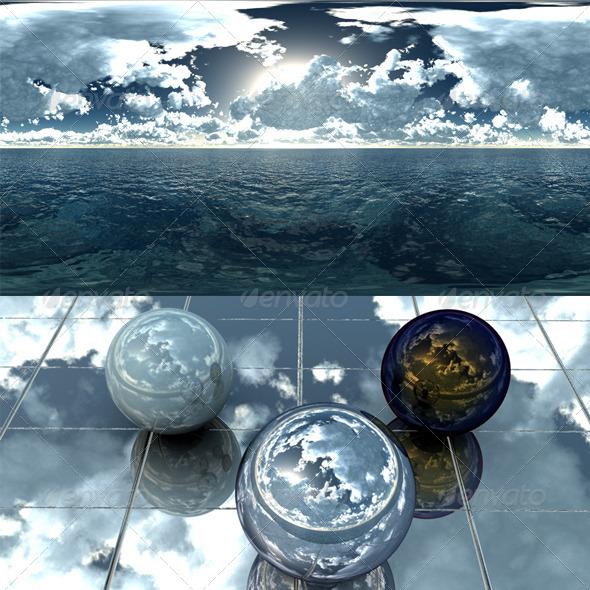 3DOcean Sea 89 5674059