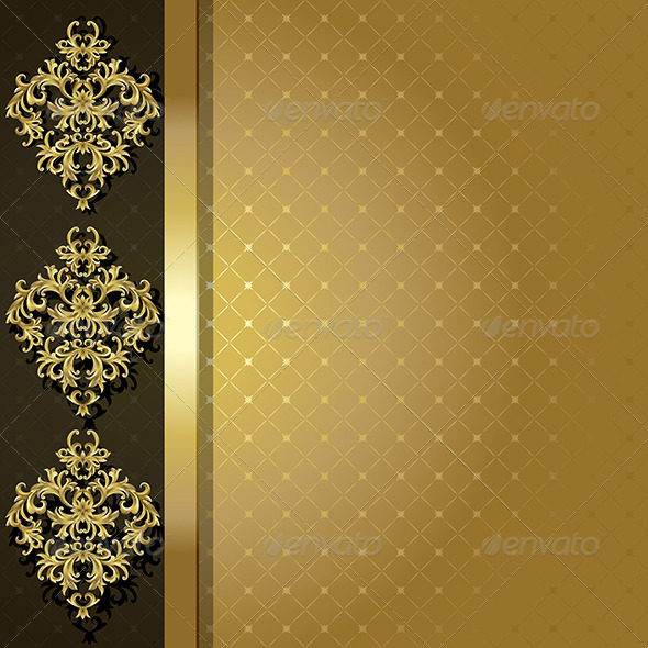 GraphicRiver Gold Background 5674406