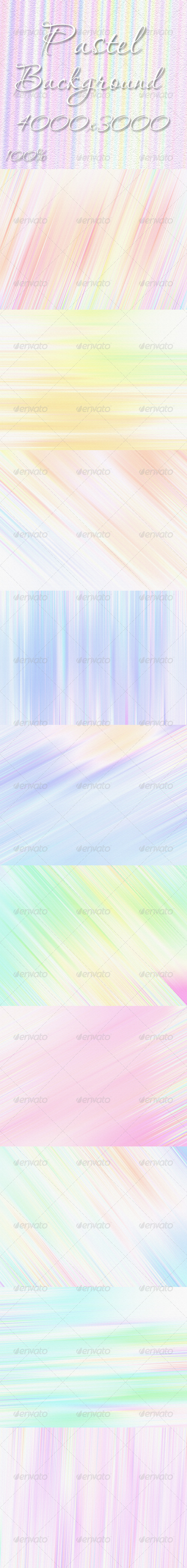 GraphicRiver Pastel Background 5674812