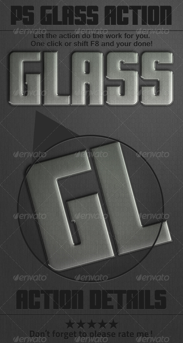 GraphicRiver Glass Action 5675430