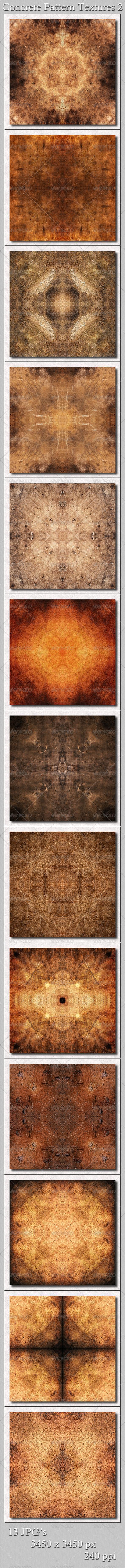 GraphicRiver Concrete Pattern Textures Pkg2 5675438