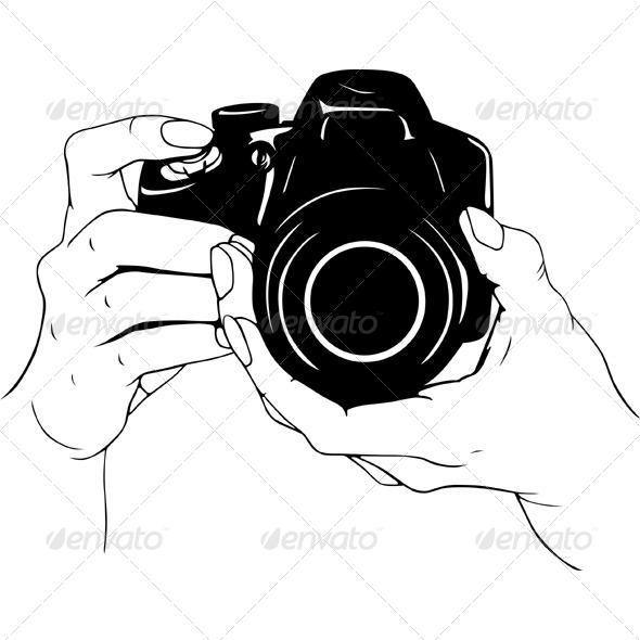 GraphicRiver Camera 5596437