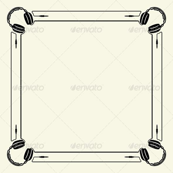 GraphicRiver Decorative Frame 5596430