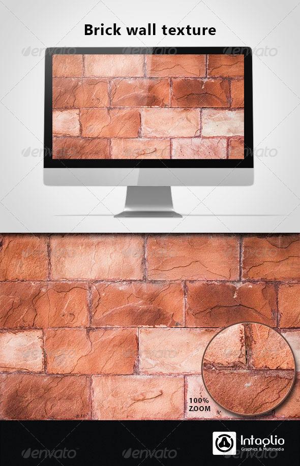 GraphicRiver Brick wall texture 5676058