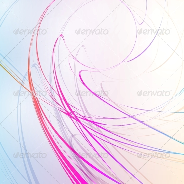 GraphicRiver Colorful Abstract Background 5677605
