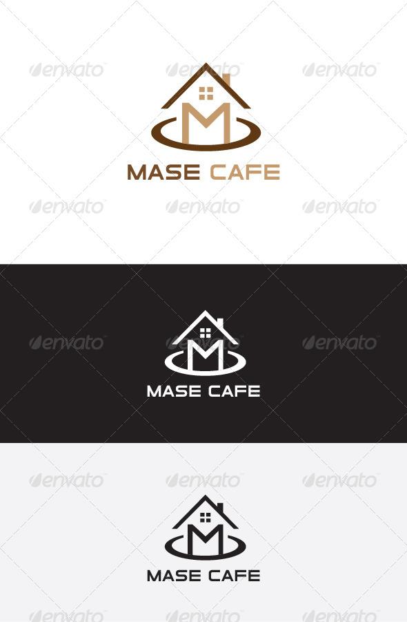 GraphicRiver Mase Cafe Logo Design 5678143