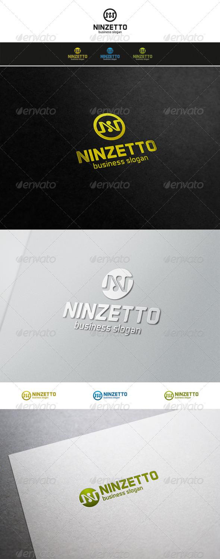 GraphicRiver N Logo Ninzetto Brand 5679420