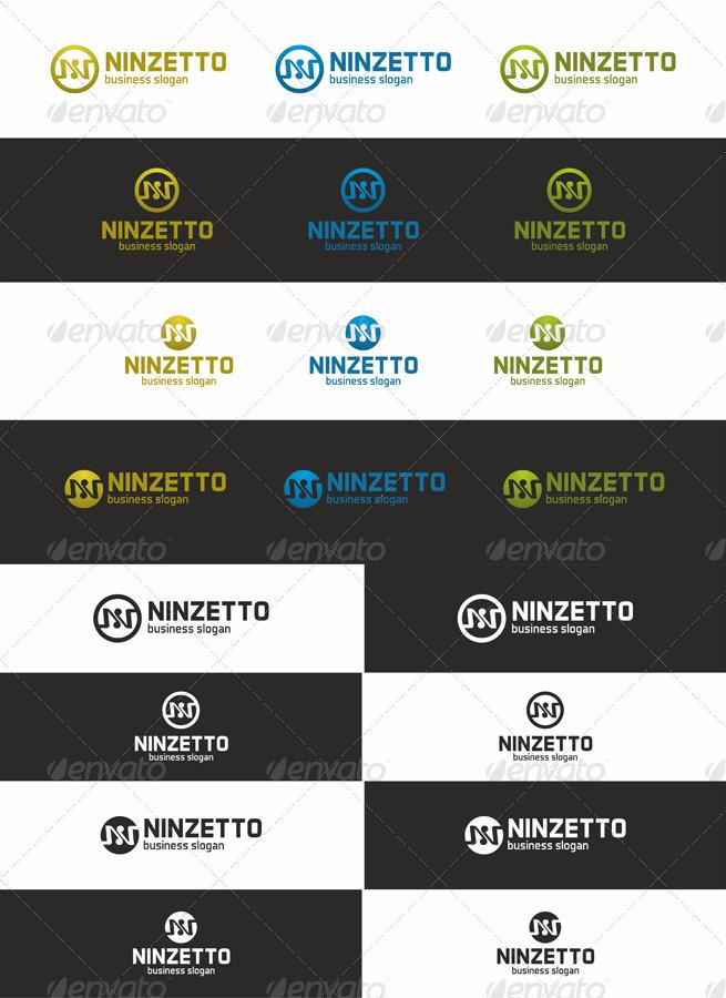N Logo - Ninzetto Brand