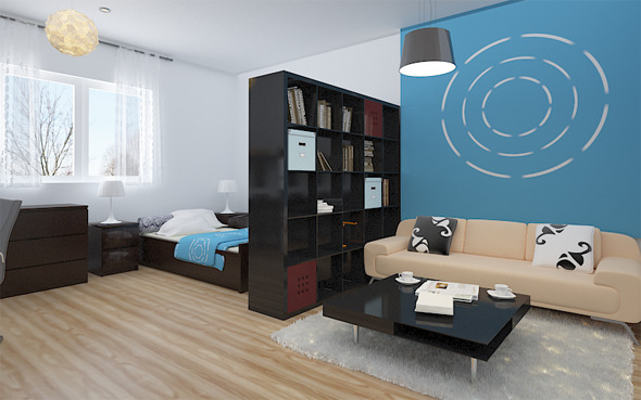 3DOcean Interior apartment 5679479