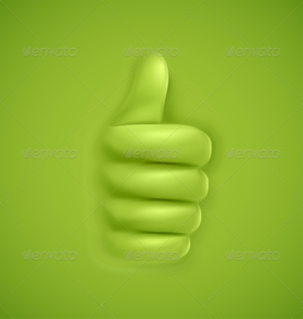 GraphicRiver Thumbs Up 5679485