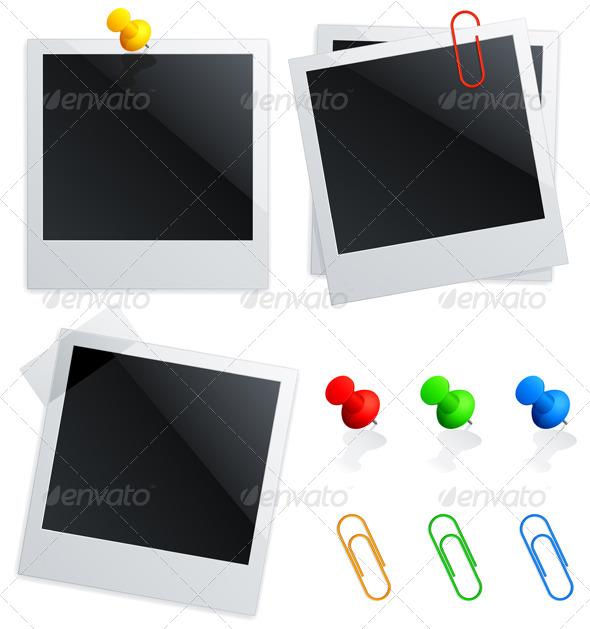GraphicRiver Instant Photos 5680045