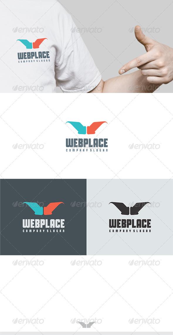 GraphicRiver Web Place Logo 5680295