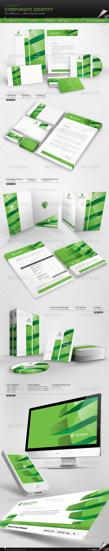 GraphicRiver Corporate Identity Idea Spiral v 2.0 5681421