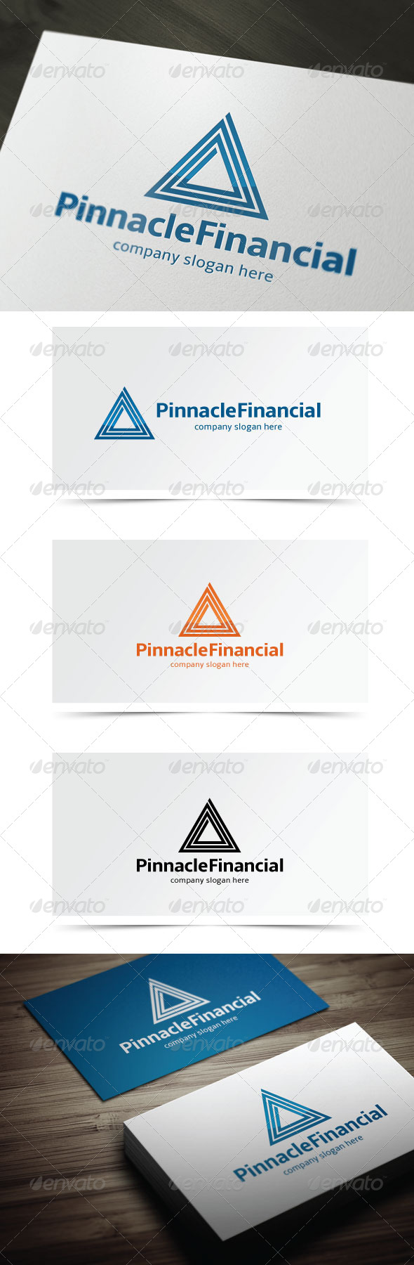 GraphicRiver Pinnacle Financial 5682552