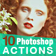 10 Professional Photoshop Actions Vol.1 - GraphicRiver Item for Sale