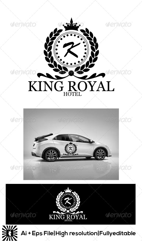 GraphicRiver King Royal Hotel 5683202