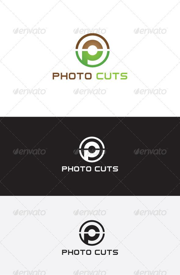 GraphicRiver P Letter Logo Design 5683587