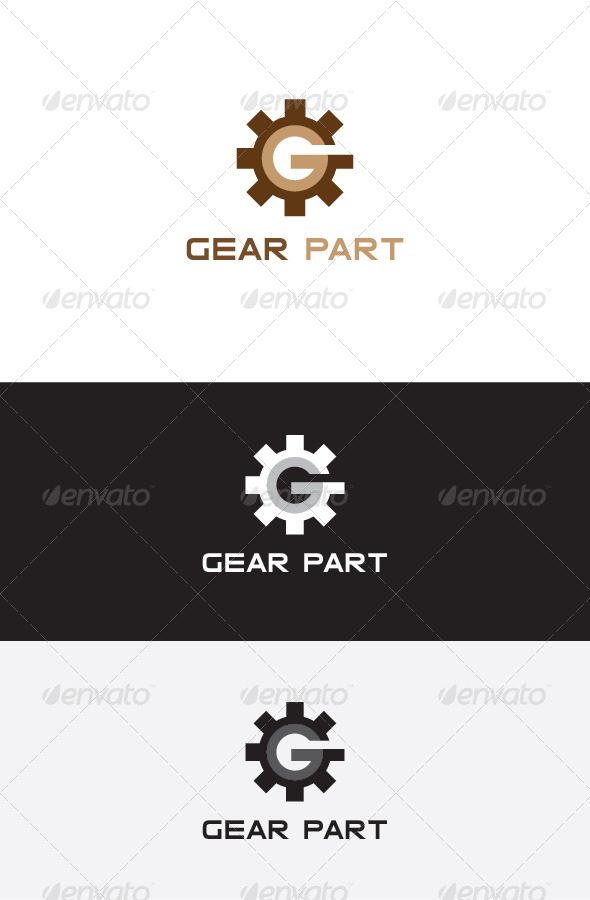 GraphicRiver G Letter Logo Design 5683949