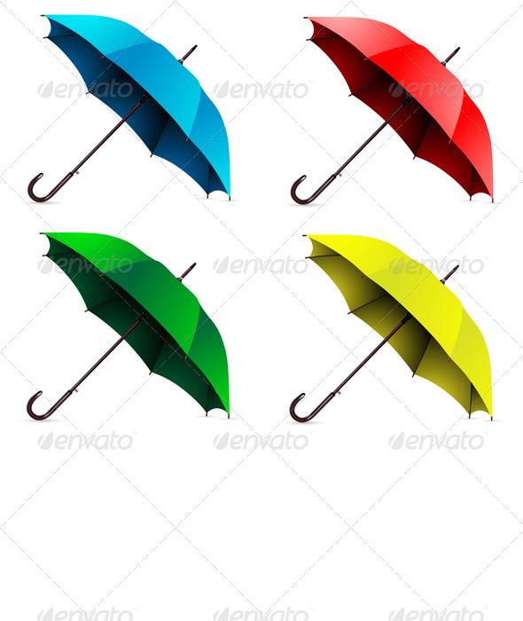 GraphicRiver Umbrella 5683990