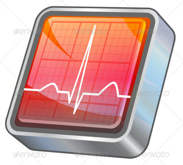 GraphicRiver ECG Application 5684504