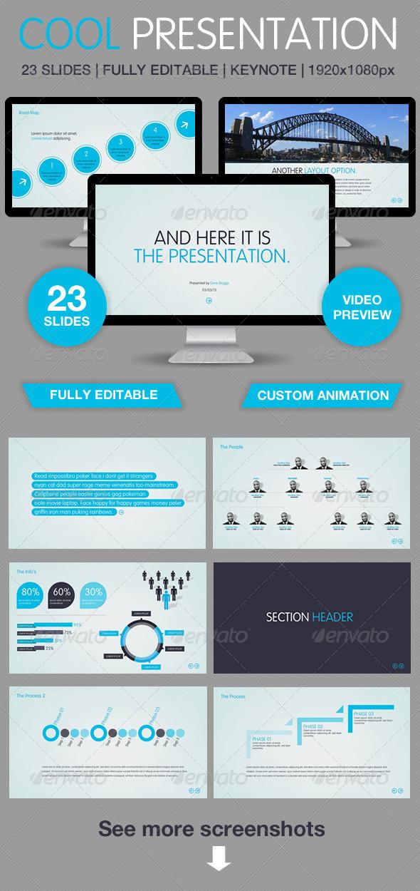 GraphicRiver The Presentation 5685459