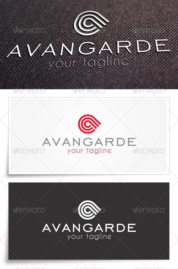GraphicRiver Avangarde Logo Template 5686958