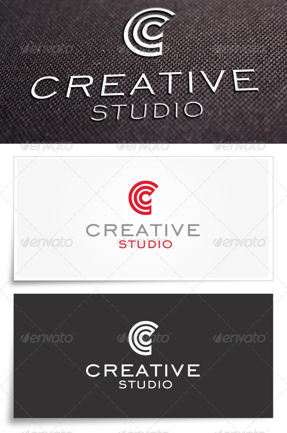 GraphicRiver Creative Studio Logo Template 5687513